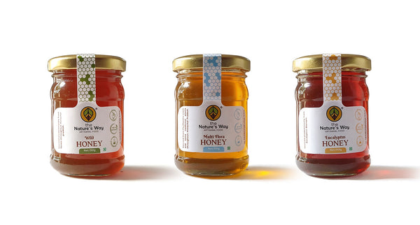 Unique Corporate Honey Favors