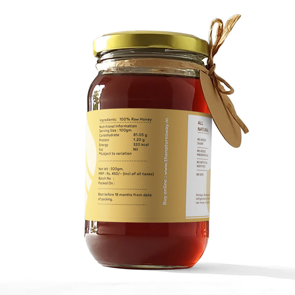 the natures way honey | eucalyptus honey