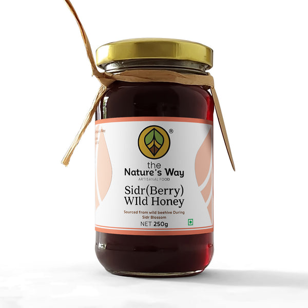 Raw Sidr Wild Honey