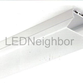 "5Pack 1 Meter 39.4"" LED Aluminium Channel LNAP-065-T 40 mm(H) x 75 mm(W) For 5050 5630 Multi Row LED Strip Lights Free Shipping By DHL"