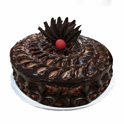Chocolate Fudge Cake - Truffle Flavor - The Cake King