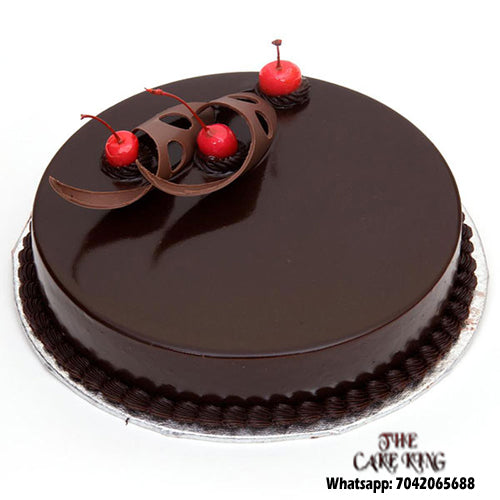Chocolate Truffle Cake - The Cake King