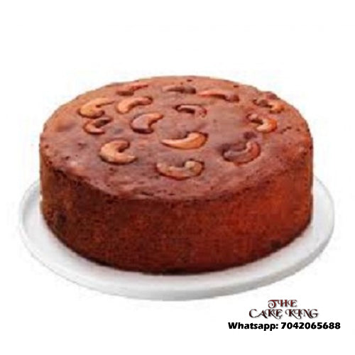 Christmas Plum Cake - The Cake King