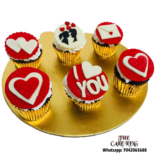 Customised Cupcakes Online - The Cake King