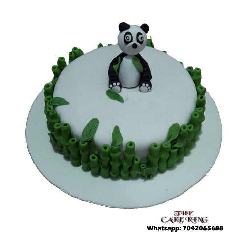 Panda Cake For Kids - The Cake King