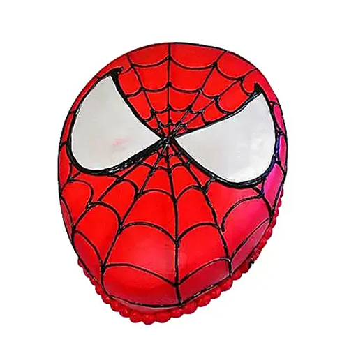 Spiderman Birthday Cake Online - The Cake King