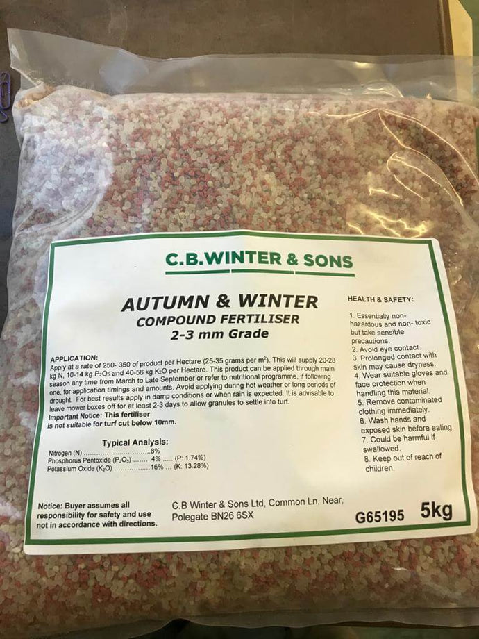 Autumn & Winter Compound Fertiliser