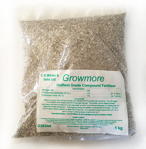 Growmore all-purpose fertiliser