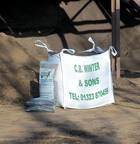 Premium soil (Bagged)