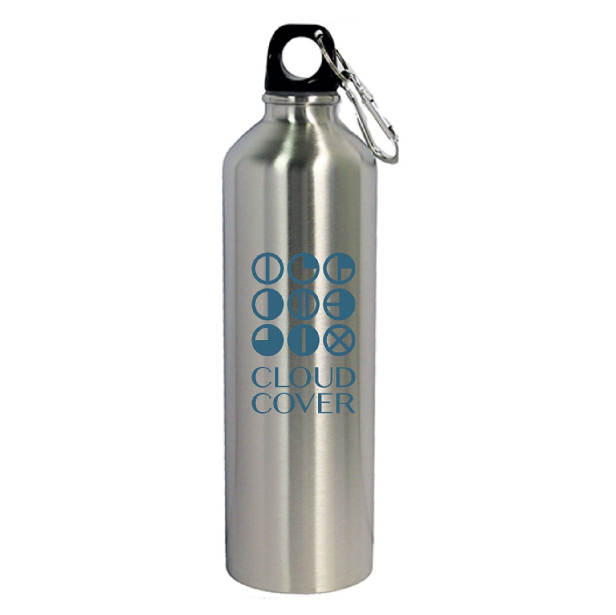 CLASSIC LOGO 25 fl oz Stainless Steel Water Bottle