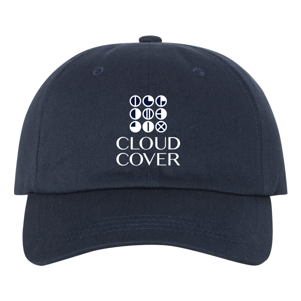 CLASSIC LOGO Dad Hat - Dark Navy