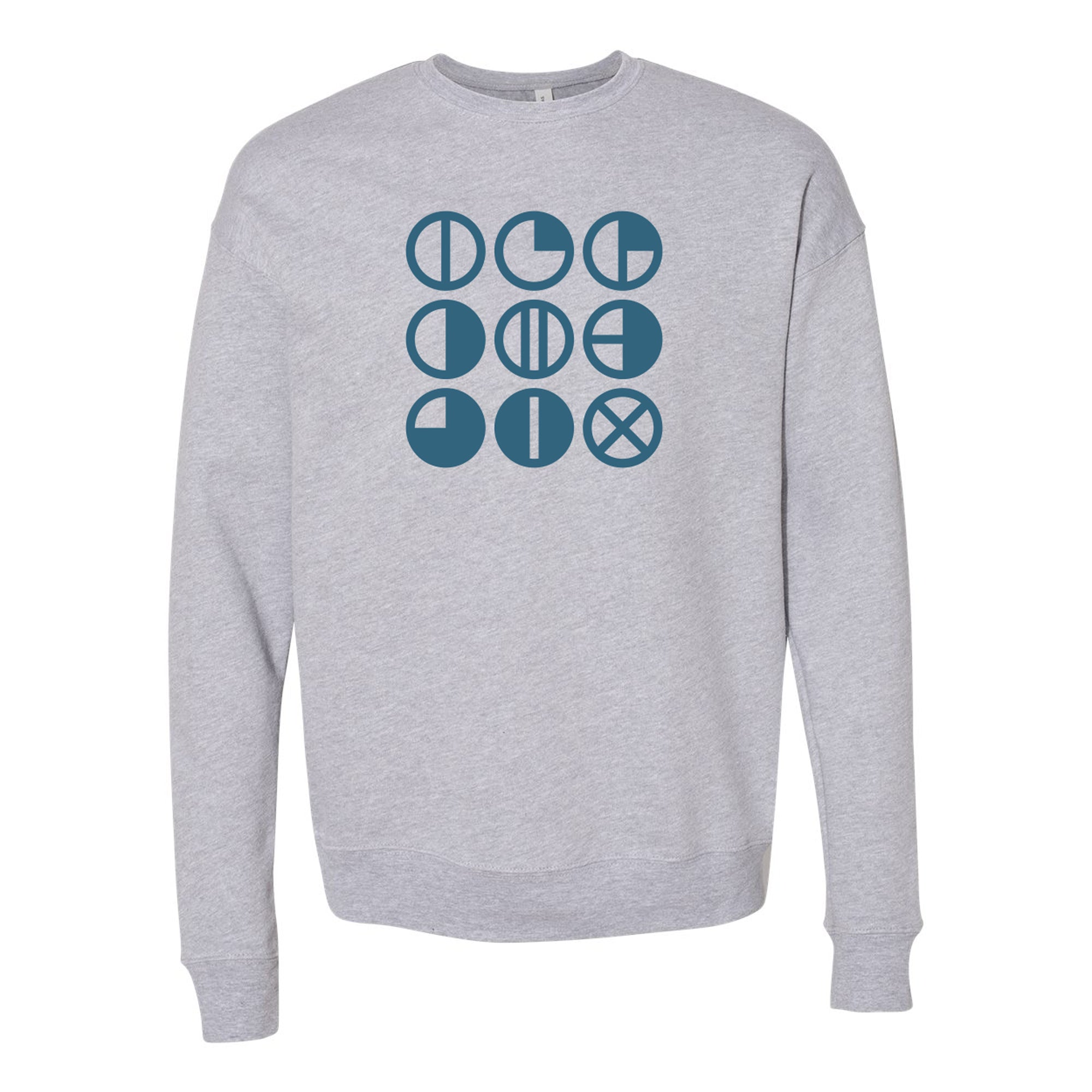 CLASSIC LOGO Sweatshirt - Athletic Heather