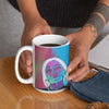 Chromatic Aberration Mug 11oz