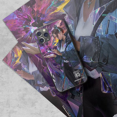Galactic Experiment LED Case for iPhone - BazaarDoDo