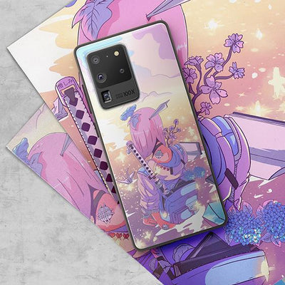Despair LED Case for Samsung - BazaarDoDo