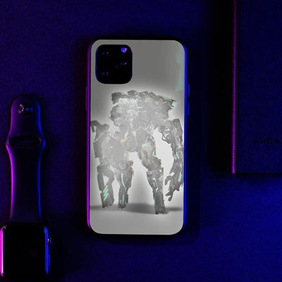 Mech Design LED Case for iPhone - BazaarDoDo