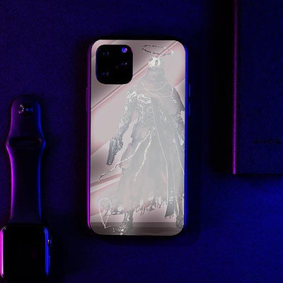 Blind Messiah LED Case for iPhone - BazaarDoDo