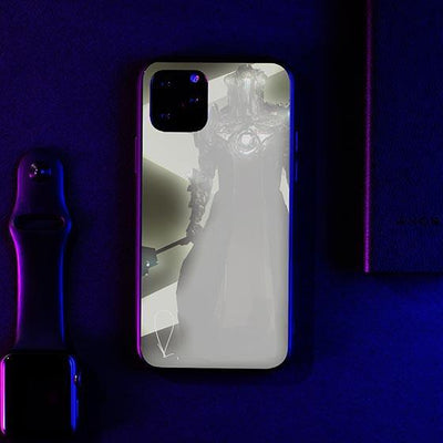 Kaplan LED Case for iPhone - BazaarDoDo
