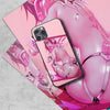 Pink Flamingo LED Case for iPhone-Bazaardodo
