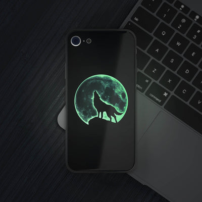 Full Moon Glow Glass Lite Case iPhone 7
