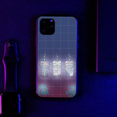 Magic Beverages LED Case for iPhone - BazaarDoDo