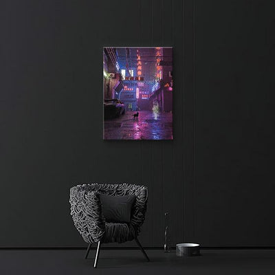Wild Adventure Canvas prints - BazaarDoDo