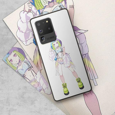 Western Girl LED Case for Samsung-Bazaardodo