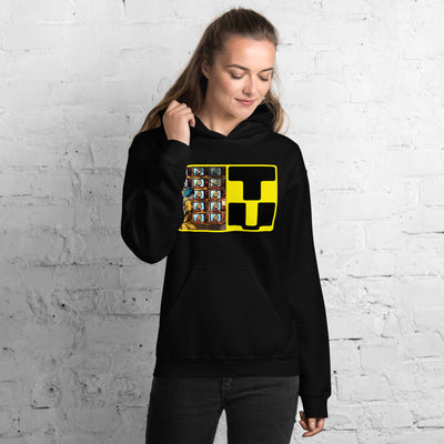 TV Unisex Heavy Blend Hoodies - BazaarDoDo