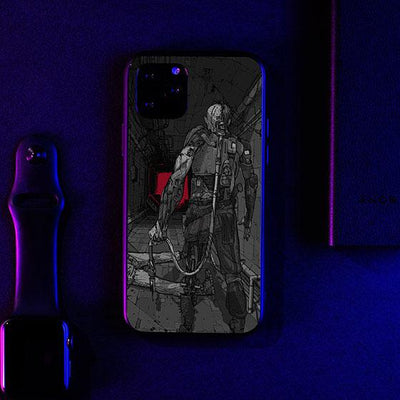 A Violent Dream LED Case for iPhone-Bazaardodo