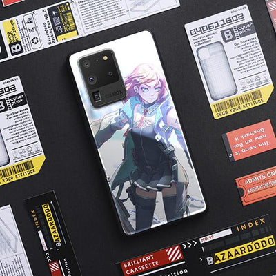 Codename 006 LED Case for Samsung-Bazaardodo