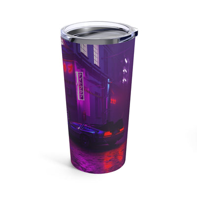 De Lorean Tumbler 20oz