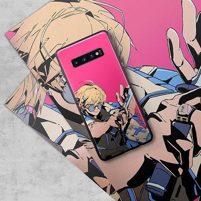 Guilty Gear LED Case for Samsung - BazaarDoDo
