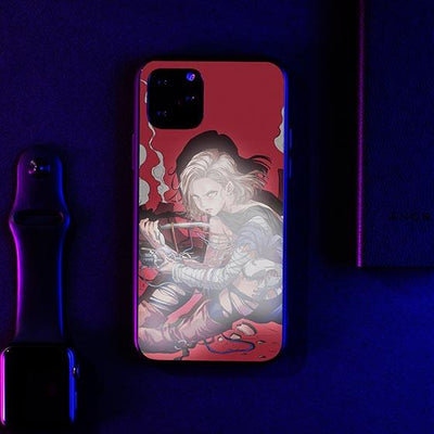 Scat LED Case for iPhone - BazaarDoDo