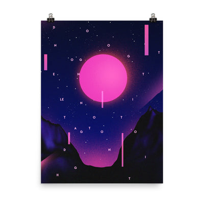 Horizont Enhanced Matte Paper Posters