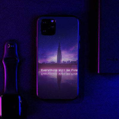 Loficity LED Case for iPhone-Bazaardodo