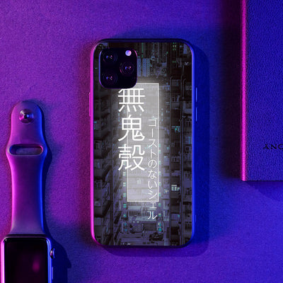 Hong Kong Vertigo 1 LED Case for iPhone - BazaarDoDo