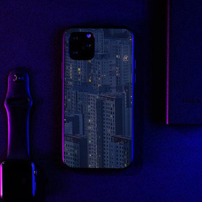 Namhansanseong Fortress LED Case for iPhone-Bazaardodo