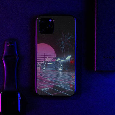 F40 LED Case for iPhone-Bazaardodo