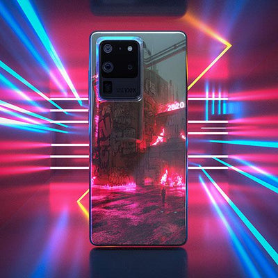 Graffi LED Case for Samsung-Bazaardodo