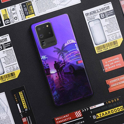 Malibu2 LED Case for Samsung-Bazaardodo