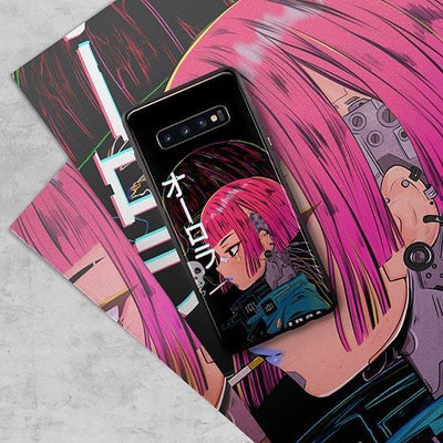 Gorillaz LED Case for Samsung - BazaarDoDo