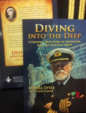 DIVING INTO THE DEEP HARDCOVER BY: LOWELL LYTLE
