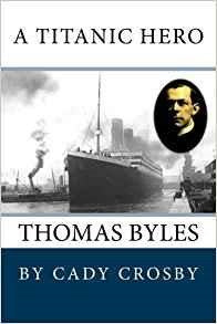 TITANIC HERO THOMAS BYLES