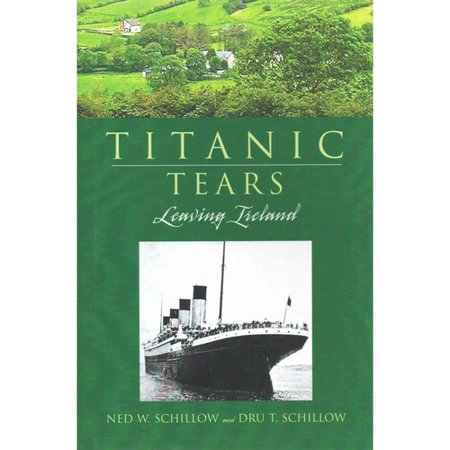 BOOK TITANIC TEARS LEAVING IRE