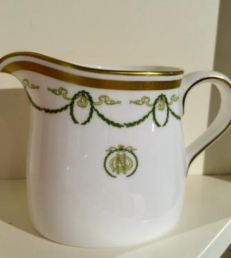ROYAL CROWN CREAMER JUG