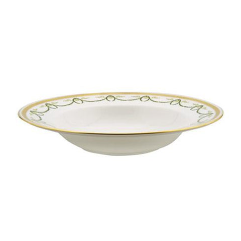 ROYAL CROWN RIM SOUP BOWL