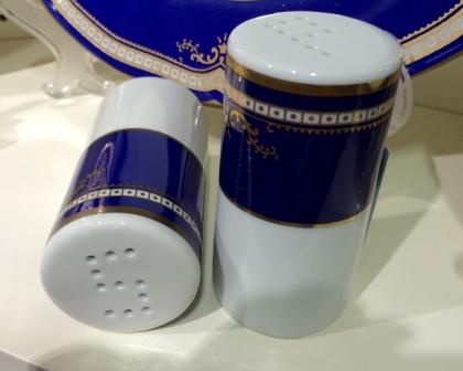 VIP SALT AND PEPPER SET