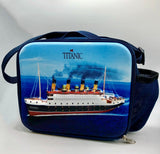 FULL COLOR CUSTOM MOLDED 3D TITANIC INSULATED LUNCH BOX