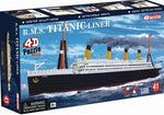 TITANIC 4D SNAP TOGETHER MODEL