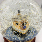 TITANIC GRAND STAIRCASE WATER GLOBE